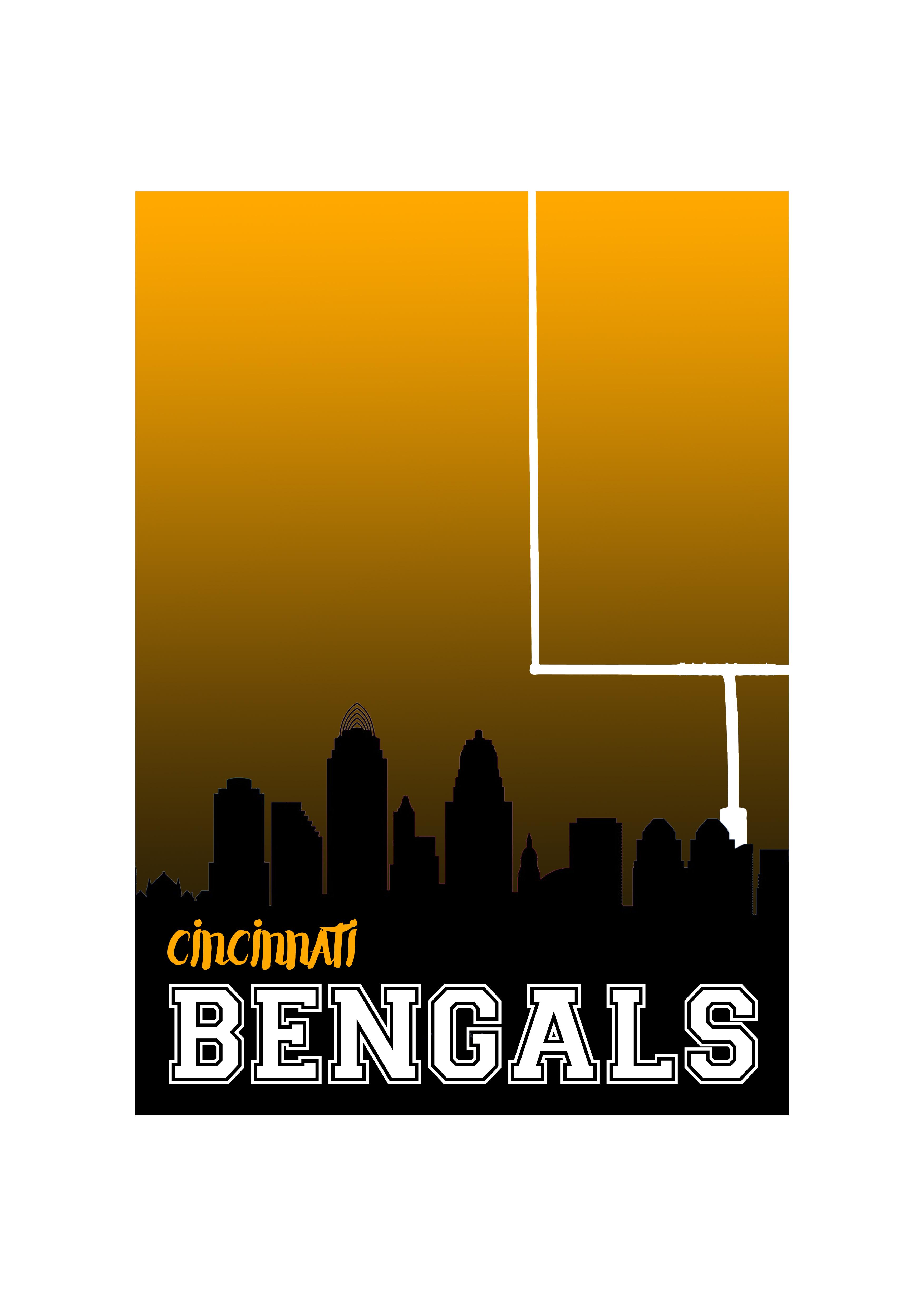 Cincinatti Bengals Design Challenge