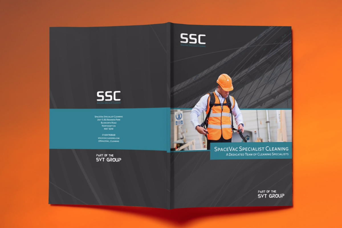 Featured Project: SSC Brochure Design