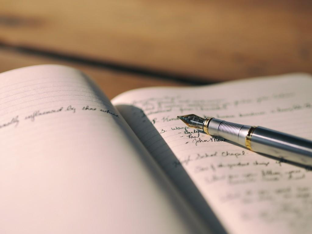 Friday Freebie #7 – Notebook
