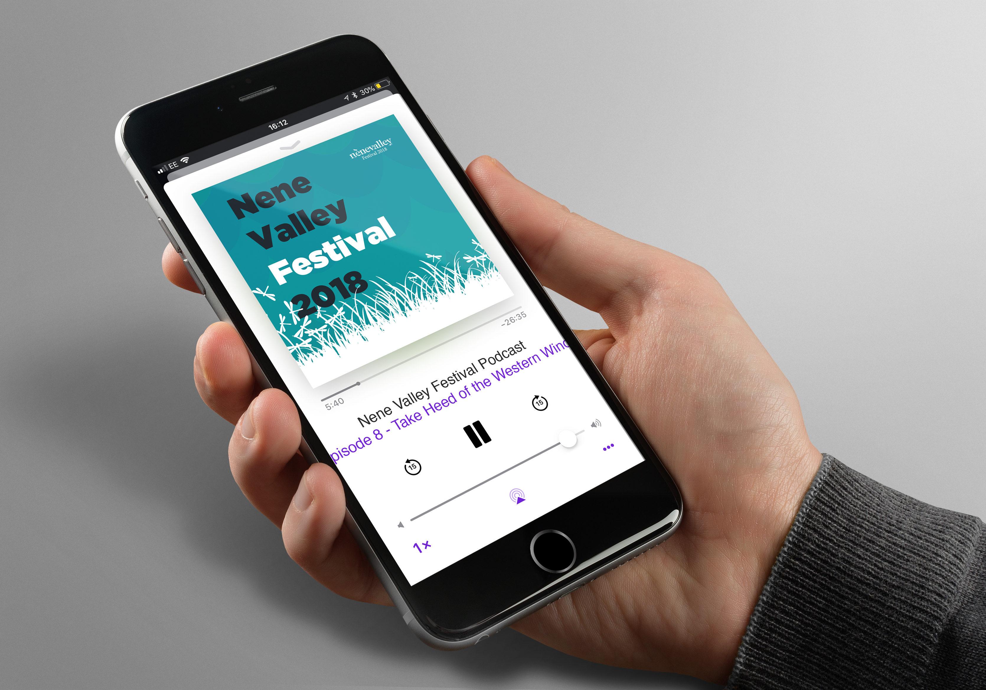 Nene Valley Festival Podcast